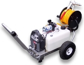 6 Gallon 12 Volt Spray Cart