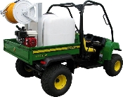 50 Or 100 Gallon UTV Compact Skid Sprayer
