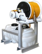 25 Gallon HD Super Skid 12 Volt Sprayer