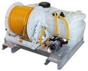 25 Gallon LP Skid 12 Volt Sprayer