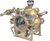 Udor BETA200CC Diaphragm Pump