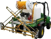 50 Or 100 Gallon Utility Skid Sprayer