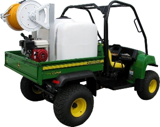 (33) 50 Or 100 Gallon UTV Compact Skid Sprayer
