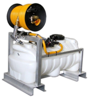 25 Gallon Super Skid 12 Volt Sprayer