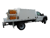 (1) Professional Spray Truck (400 Series)