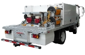 (2) Professional Spray Truck (800 Series)
