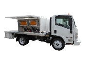 (3) Professional Spray Truck (850 Series)
